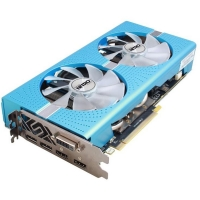 Видеокарта AMD (ATI) Radeon RX 580 Sapphire Nitro+ PCI-E 8192Mb (11265-21-20G)