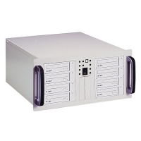 """Корпус STORAGE 5U MAP-S5AR31 2x300W (8x5.25ext, 2x3.5"""", 482mm) белый"""