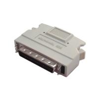 Терминатор SCSI внешний HD 50 (M) пассивный S50D12P