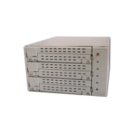 "Корзина MOBILE RACK METALL SCA SNT BS-2231 3 HDD 80pin занимает 2*5.25"" (WHITE)"