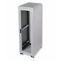 """Серверный шкаф 19"""" 38U CLM-2168-38 (600x800x1930) стекл. перед. дверь, перф. задн. дверь"""