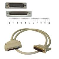Кабель SCSI внешний HD 68 --- DB 25 D92511 1.8M