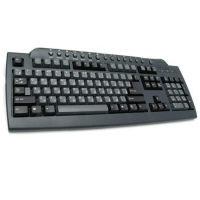Клавиатура MITSUMI 104 KEY RUS/LAT MILLENIUM PS/2