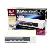 Переключатель KVM ATEN CS-124A KVM Switch 4 порта