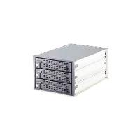 РАСПРОДАЖА Корзина MOBILE RACK IDE METALL BA-2030A 3 HDD FOR 2U CASE 216(L)*126.5(W)*86(H) WHITE