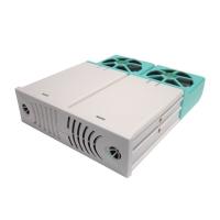 """Модуль охлаждения в 5.25"""" из 2 вентиляторов (регулировка направления обдува) GreenPower BC-1 белый"""