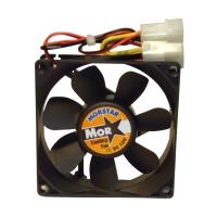Вентилятор для корпуса 80х80х25мм, 4пин Molex, 2000RPM, керамический подшипник, CERAMIC FAN, MS-8025