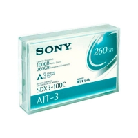 Кассета к стримеру AIT-3 100GB/260GB SONY SDX3-100C