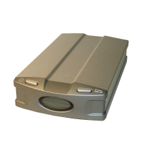 """Внешний корпус 3.5"""" (USB2.0) MS-LCD35U2 LCD экран (для IDE HDD) ext box"""
