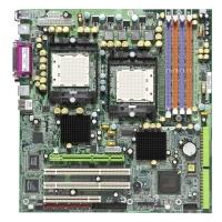 GIGABYTE (DUAL 940) GA-7A8DW DUAL OPTERON DDR ECC REG AGP8X/RAID SATA 4HDD/LAN GbE