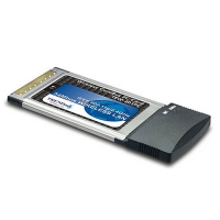TEW-401PC plus 125/54Mbps Wireless CARDBUS PC CARD (2.4 ghz)