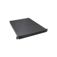Серверный корпус 1U GHI-160 8xHot Swap SCSI 2.5(EATX 12x13, Slim CD,1x2.5int,650mm
