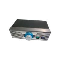 Переключатель KVM IC IC-714-C KVM Switch 4 порта, металлический корпус, кабели в комплекте