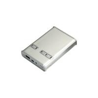 """Внешний корпус 1.8"""" (USB2.0) PILOTECH MP038 фотобанк, считыватель sd карт (для IDE HDD)"""