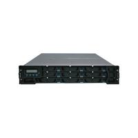 INFORTREND Eon S12F-R1420-M5 12-Bay 2U FC to SAS/SATA 512Mb cache/BBU/2 FC-4G PORT/ASIC266/REDUNDANT