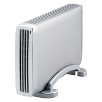 "Внешний корпус 3.5"" (USB2.0 + FIREWIRE) MAPOWER MAP-H31C1 (для IDE HDD) ext box"