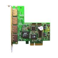 Контроллер HighPoint RocketRAID 2314LF 4 EXT eSATA II PORT PCIe RAID 0,1,5, JBOD to 4 HDD + CABLES