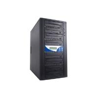 Дубликатор DVD 1 TO 7 16X (приводы PIONEER, контроллер ACARD SATA) черный