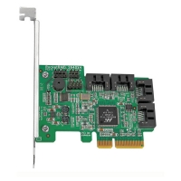 Контроллер HighPoint RocketRAID 2640x4(RTL) PCI-Ex4, 4port-int SAS/SATA 3Gb/s,RAID 0/1/5/10/JBOD