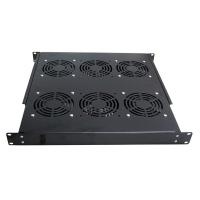 Система охлаждения вентиляторная полка 1U RackPro FSDY4F (4 вентилятора) для серверной стойки