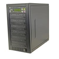 Дубликатор DVD 1 TO 5 16X (приводы PIONEER, контроллер ACARD SATA) черный