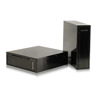 """Корпус mini-ITX slim i7 85W, USB, ATX2,0, Audio, (Slim DVD, 3.5""""int or 2x2.5"""" int), HTPC, Negorack"""