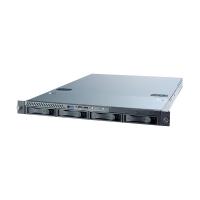 """Сервер 1U для монтажа в стойку 19"""" GIGABYTE XEON 2x3GHz/2GB/4*500Gb Raid 0,1/Dual Lan/CD"""