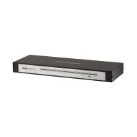 Видео разветвитель HDMI 1 --- 8 мониторов VS-0108H VIDEO SPLITTER HDMI 1.3b, (мод. VS0108H), Aten