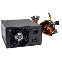 Блок питания ATX 600Вт NR-PSU6002 (24pin+8pin) 2x80mm fan, PS/2, EPS12V, Negorack