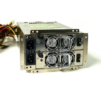 Блок питания ATX EFRP-2462 460Вт (2x460Вт) с резервированием, активный PFC, EPS12V, PS/2, ETASIS