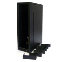 """Корпус дубликатора CD/DVD на 13 мест (13x5.25"""" внеш, 1х3.5"""" внутр), БП 600Вт, модель A-13, черный"""