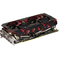 Видеокарта AMD (ATI) Radeon RX 580 PowerColor Red Devil Golden Sample PCI-E 8192Mb (8GBD5-3DHG/OC)