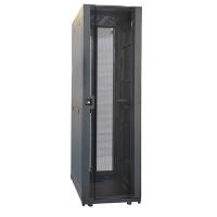 """Серверный шкаф 19"""" 38U RackPro SG6138 (600х1000х38U) (блок вентил.), перф. двери, черный"""