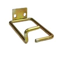 Кабельный органайзер организационное кольцо 40x80мм, металл, CABELRING48, Rackpro