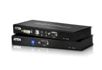 Удлинитель KVM CE602 DVI, USB, RS232, AUDIO (60м), Aten