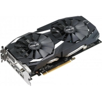 Видеокарта AMD (ATI) Radeon RX 580 ASUS PCI-E 8192Mb (DUAL-RX580-O8G)