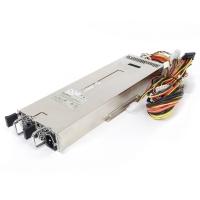 Блок питания ATX NR2-HVR500-N 2x500Вт с резервированием, КПД 95% PFC, EPS12V, 1U, Negorack