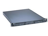 Серверный корпус 1U AKIWA GHI-130 3xHot Swap SCA-2 (EATX 12x13, Slim FDD+CD, 650mm) черный