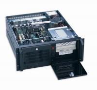 Серверный корпус 4U AKIWA GHI-419ATXR 600Вт (ATX 12x13, 3x5.25ext, 1x3.5ext, 5x3.5int,510mm) черный