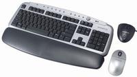 Клавиатура + мышь OPTICAL GIGABYTE GK-5UW WIRELESS
