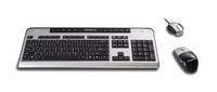 Клавиатура + мышь OPTICAL GIGABYTE GKM-WMO1C WIRELESS USB (ENGLISH)