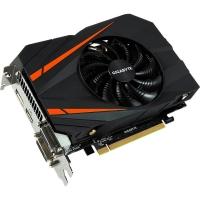 Видеокарта nVidia GeForce GTX1060 Gigabyte Mini ITX OC PCI-E 6144Mb (GV-N1060IXOC-6GD)