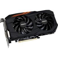 Видеокарта AMD (ATI) Radeon RX 580 Gigabyte PCI-E 8192Mb (GV-RX580AORUS-8GD)