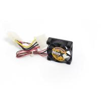 Вентилятор для корпуса 40х40х10мм, 4пин Molex, 1200RPM, керамический подшипник, CERAMIC FAN, MS-4010