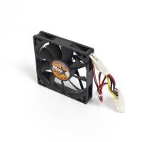 Вентилятор для корпуса 80х80х15мм, 4пин Molex, керамический подшипник, CERAMIC FAN, MS-8015