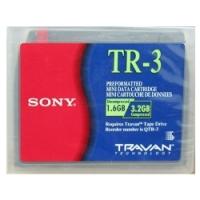 Кассета к стримеру TRAVAN 3 1.6GB/3.2GB SONY QTR-3
