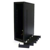 "Корпус дубликатора CD/DVD на 13 мест (13x5.25"" внеш, 1х3.5"" внутр), БП 600Вт, A-13, черный, уценка"