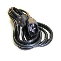 Кабель сетевой 220V, Монитор-Компьютер, (C14)-(C13), IEC 60320, 3Gx0.75mm2, 5м, CBL-015, Negorack