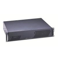 Серверный корпус 2U GHI-250 300Вт (ATX 9x12, 1x5.25ext, 1x3.5int, 355mm, AKIWA
