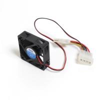 Вентилятор для корпуса 50x50x10мм, 4пин Molex, 4500Rpm, 12V, 24Dba, подшипник качения, Green power